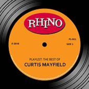 Imagem de 'Playlist: The Best Of Curtis Mayfield'