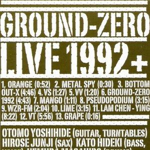 Image for 'Live 1992+'