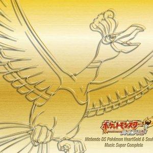 Bild för 'Nintendo DS Pokémon HeartGold & SoulSilver Music Super Complete'