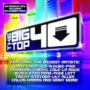 Image for 'The Big Top 40'