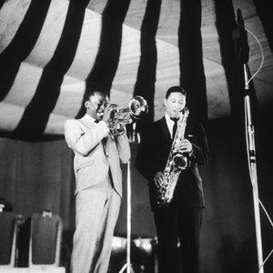 Image for 'Miles Davis & Sonny Rollins'