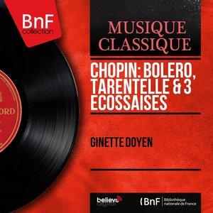 Bild für 'Chopin: Boléro, Tarentelle & 3 Écossaises (Mono Version)'