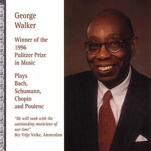 Image for 'George Walker Plays Bach, Schumann'