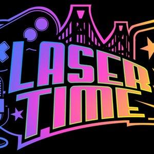 Image for 'Laser Time'