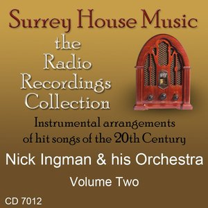 Imagem de 'Nick Ingman & his Orchestra, Volume Two'