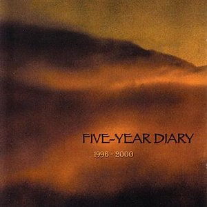 Image pour 'Five-Year Diary (1996-2000)'
