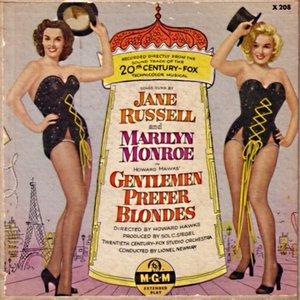 Image pour 'Gentlemen Prefer Blondes'