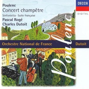 Image for 'Concert champetre, etc.'