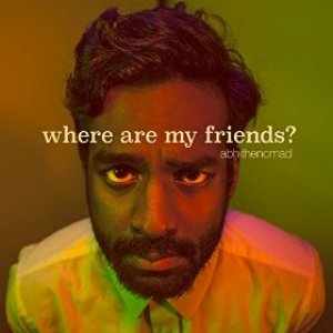 Image for 'Where Are My Friends?'