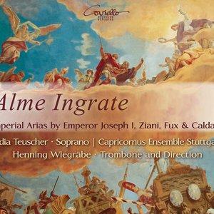 Image for 'Alme Ingrate'