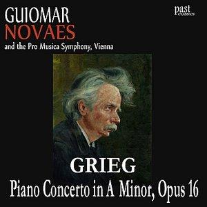 Image for 'Piano Concerto in A Minor, Op. 16: I. Allegro Molto Moderato'