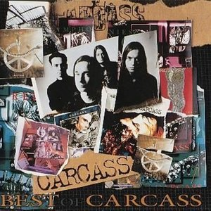 Image pour 'Best of Carcass'