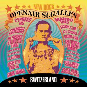 Image for 'Open Air St. Gallen - New Rock'