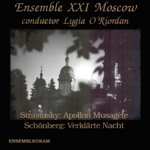 Image for 'Stravinsky Apollon Musagète, Schönberg  Verklärte Nacht Op. 4'