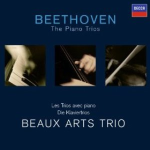 Image for 'Beethoven: The Piano Trios'