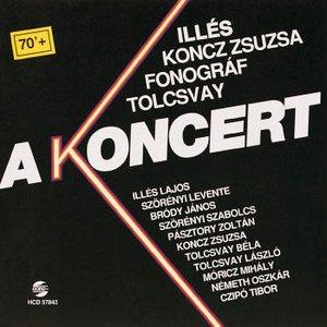 Immagine per 'A Koncert'