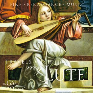 Image for 'Lute Recital: Sayce, Lynda - Dall'Aquila, M. / Dalza, J.A. / Milano, P.P. Da / Casteliono, G. (Travels With My Lute - Italy, Germany, France, England)'