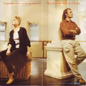 Image pour 'Phil Collins & Marilyn Martin'