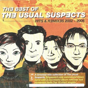 Image pour 'The Usual Suspects: Best of (Hits & Remixes 2002-2006)'
