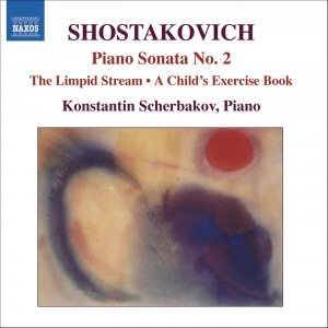 Image for 'SHOSTAKOVICH: Piano Sonata No. 2 / The Limpid Stream (piano transcription)'