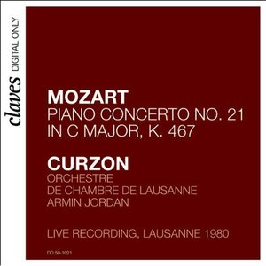 Image for 'Clifford Curzon - Mozart 21'