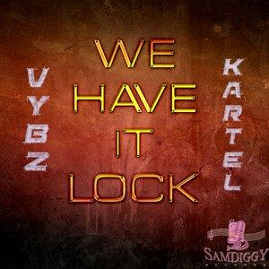 Bild für 'We Have It Lock'