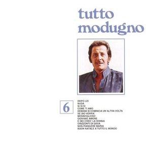 Image for 'Tutto Modugno 6'