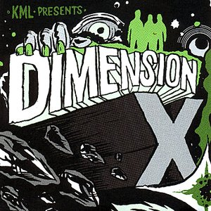 Image for 'Dimension X'