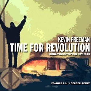 Image for 'Time For Revolution (Gerber's NYPD Remix)'