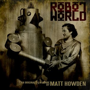 Image for 'Robot World'