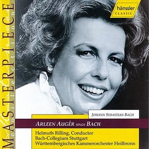 Image for 'Arleen Auger Sings Bach'