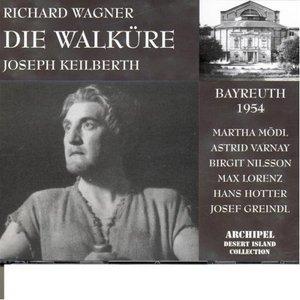 Image for 'Richard Wagner: Die Walküre'