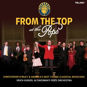 Image for 'From The Top at the Pops, featuring Caroline Goulding, Chad Hoopes, Ji-Yong Kim, Hilda Huang, Matthew Allen, Stephen Feigenbaum and Corey Dundee'