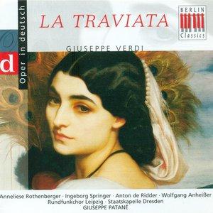 Image for 'Verdi, G.: Traviata (La) [Opera] (Highlights) (Sung in German)'