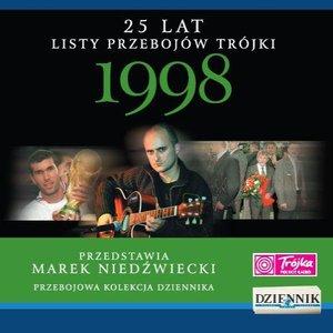 Image for '25 lat listy przebojów Trójki: 1998'