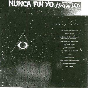 Image for 'Nunca Fui Yo'