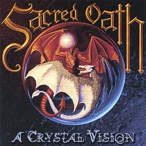 Image for 'A Crystal Vision'