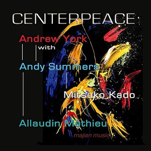 Image for 'Centerpeace (feat. Andy Summers)'