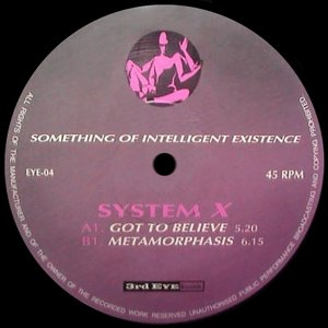 Image for 'Something Of Intelligent Existence'