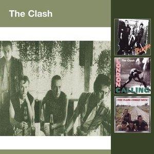 Image for 'The Clash (US Version)/London Calling/Combat Rock (3 Pak)'