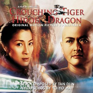 Image for 'Crouching Tiger, Hidden Dragon (Original Motion Picture Soundtrack)'