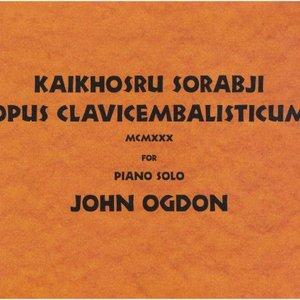 Image for 'Opus Clavicembalisticum (feat. piano: John Ogdon)'