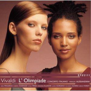Image for 'Vivaldi: l'Olimpiade'