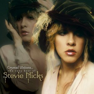 Immagine per 'Crystal Visions...The Very Best Of Stevie Nicks'