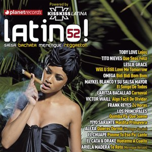 Image for 'Latino 52 - Salsa Bachata Merengue Reggaeton'
