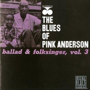 Image for 'Pink Anderson: Carolina Medicine Show Hokum and Blues with Baby Tate'