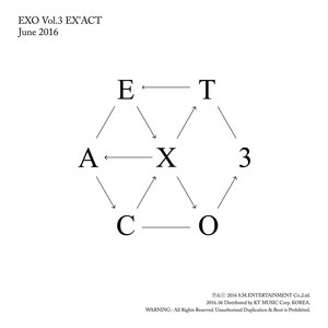 Image for 'EX'ACT - The 3rd Album'