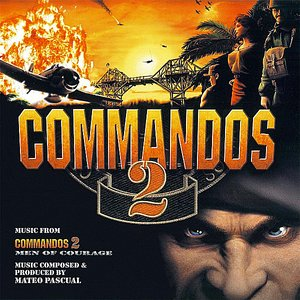 Image for 'Commandos 2 Men of Courage'