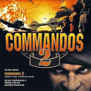 Bild für 'Commandos 2 Men of Courage'