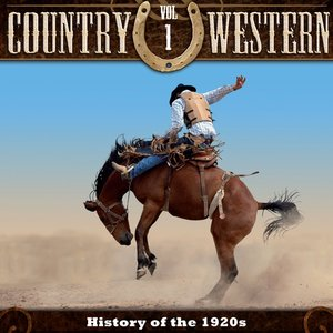 Image for 'The History of Country & Western, Vol. 1'